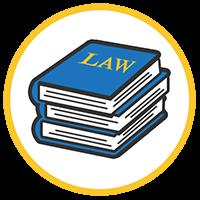 Law Menu Icon