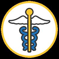 Icon for Injury Menu