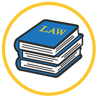 Law Menu Icon